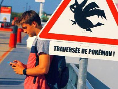 Alerte aux Pokemons