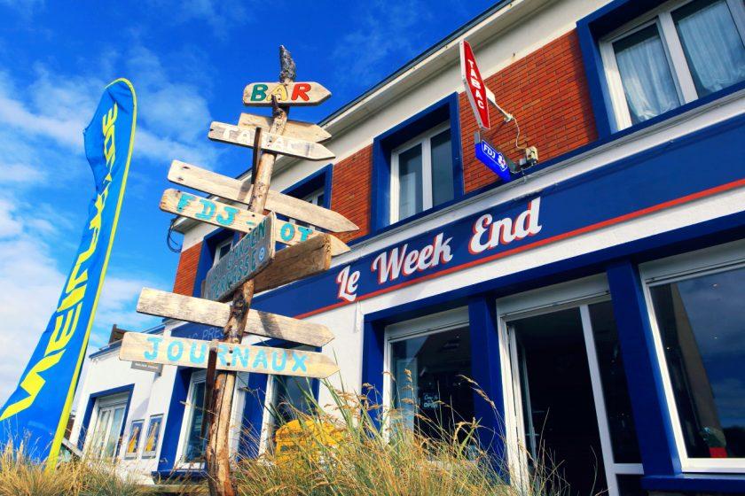 «LE WEEK END» à SANGATTE